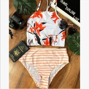 Swim - Sold out // JUNIPER Floral Bikini